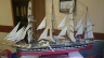 Модель корабля, Барк Крузенштерн